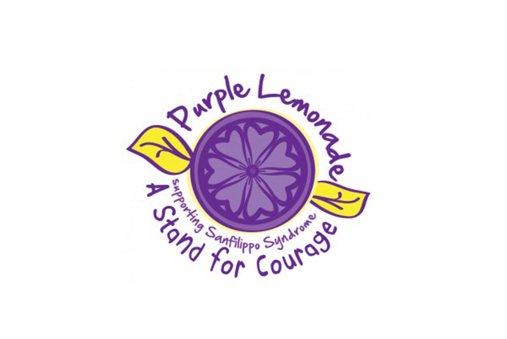 Purple Lemonade Stand